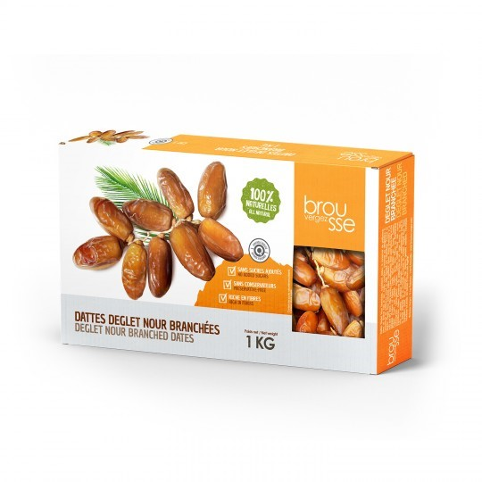 Brousse branched dates