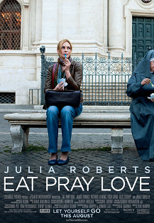 Poster of the movie 'Eat, Pray, Love'