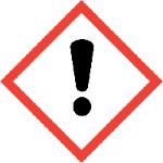 Hazard sign warning