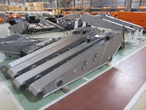 Exporting metal parts for earthmoving equipment to Europe | CBI