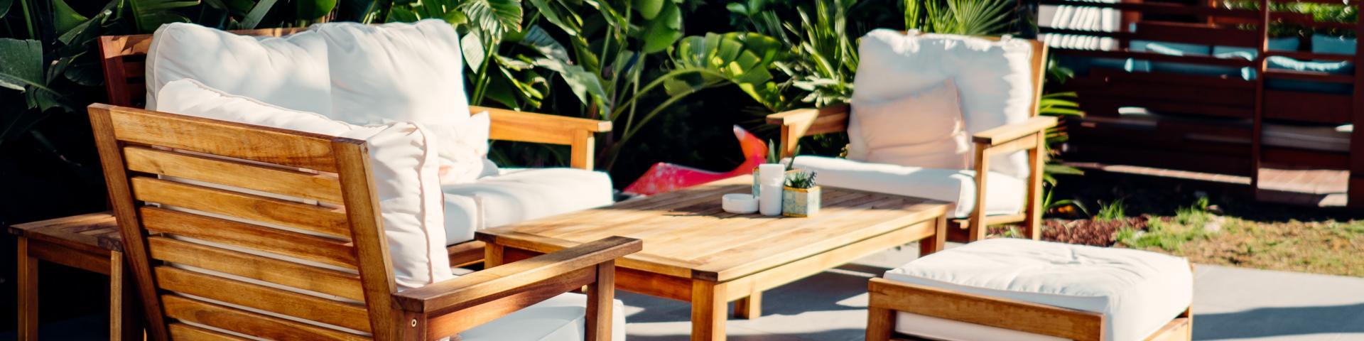 The European market potential for garden furniture   CBI