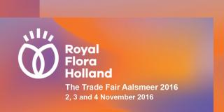 Royal FloraHolland Trade Fair (RFHTF) 2016