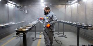 Egyptian metal company boosts export and employee satisfaction