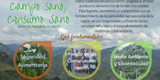 Campo Sano, Consumo Sano
