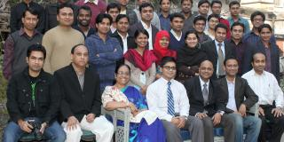Team in Bangladesh